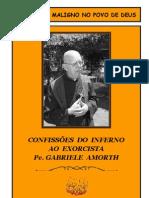 Confissoes do Inferno ao exorcista Pde Gabriele Amorth