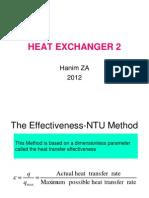 Heat Exchanger 2