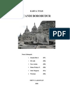 Makalah Borobudur