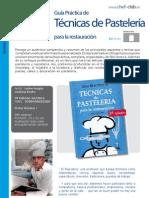 2011 Ficha 002 Tecnicas Pasteleria