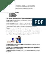 MARCO TEÓRICO DEL PLAN EDUCATIVO  accidentes hogar