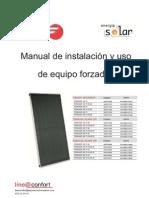 Manual de Instalacion Solar