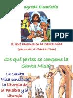 Cómo es la Santa Misa