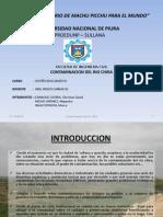 Contaminacion Rio Chira
