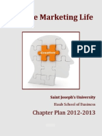 Saint Joseph's University, 2012_2013 Chapter Plan Submission