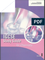 Chemistry IGCSE revision guide