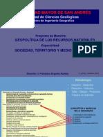 2012-Oct-10 - Espacio Geografico y Estructuralidad - UMSA