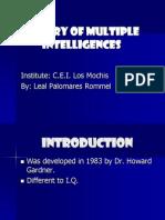 Theory of Multiple Intelligences2