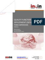 Guia QFD Servicios