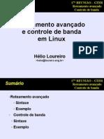 05 Roteamento Avancado Linux