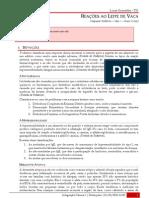 Integração - Pediatria - Caso I - Alergia a Leite
