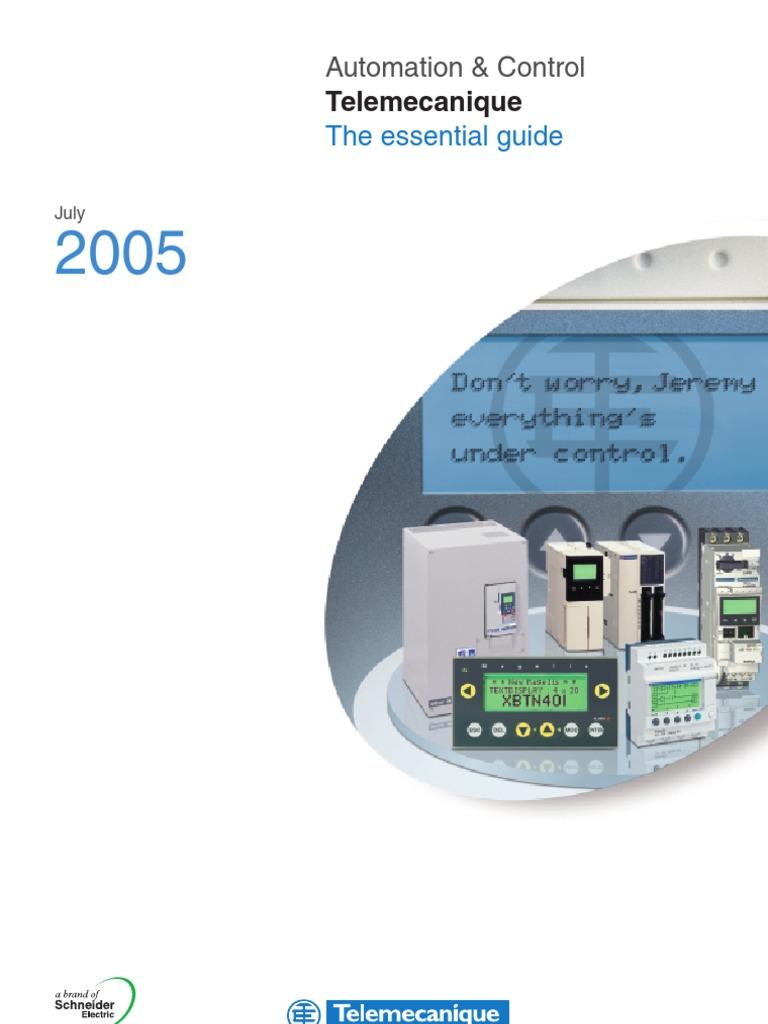Telemecanique | Programmable Logic Controller | Automation