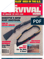 American Survival Guide August 1988 Volume 10 Number 8