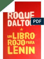 Un Libro Rojo para Lenin (Roque Dalton)