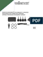 Sensores Estacionamiento HTB338