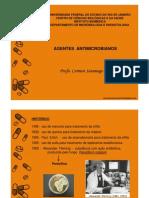 Mecanismo de Ação dos Antimicrobianos