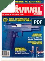 American Survival Guide November 1988 Volume 10 Number 11
