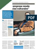 Negocio de Las Experiencias Culturales Peru