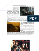 blade runner postmodern essay film noir philosophical science why blade runner is postmodern