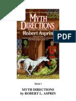 Robert Asprin - Myth 03 - Myth Directions