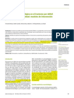 Actualización farmacológica TDAH (ESP)