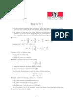 Algebra S5
