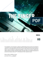 The Finger Manual English