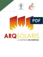 ArQsolaris, comercializacion