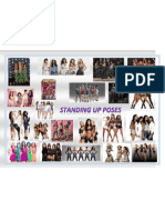 Collage of Poses