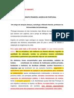 Terriveis Verdades Sobre Portugal-Artigo de Jacques Amaury.