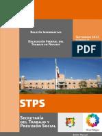 Boletín Septiembre 2012