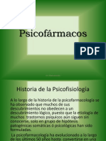 Psicofármaco PRESENTACION