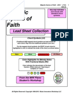 LSH-1 - Hymnal - Majestic Hymns of Faith   v7.4tc  1305-26