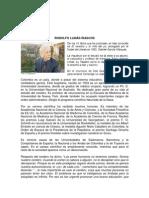 RODOLFO LLINÁS. Un científico a carta cabal