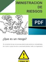 Adm. de Risgos