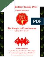 Vampire Transformation