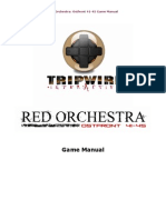 Red Orchestra Manual