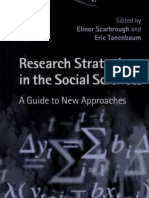 eBook (1) - Research Strategies in the Social Sciences
