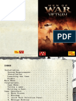 Men of War Vietnam Manual