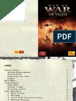 Men of War Vietnam Manual