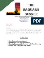 Saguaro Gunner April-July 2012