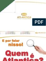 Apresentação da Administradora Hoteleira Atlântica
