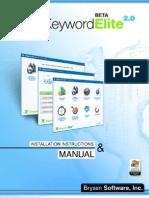 KE2 Manual