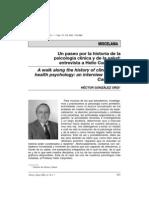 Entrevista Al Dr Carpintero