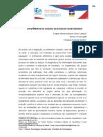 ENFERMEIROS NO CUIDADO DA SAÚDE DE VEGETARIANOS