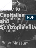 Massumi, Brian - A User's Guide to Capitalism and Schizophrenia; Deviations From Deleuze and Guattar