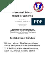 Presentasi Referat hiperbilirubinemia
