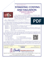 Estimating Costing V
