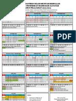 Kalender Akademik Pesantren Alfatah 2012-2013