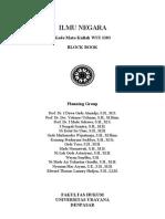 Block Book Ilmu Negara Revisi 18 Sept 2010